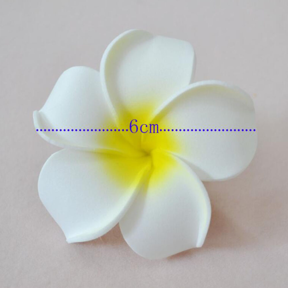 Small Clothing, Shoes & Accessories Kids' Clothing, Shoes & Accs Pk Of 10 Beautiful Yellow Frangipani With Yellow Bobby Pin Hair Clips