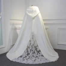 Wedding-Capes Novias Photos Long Amanda Real New-Style