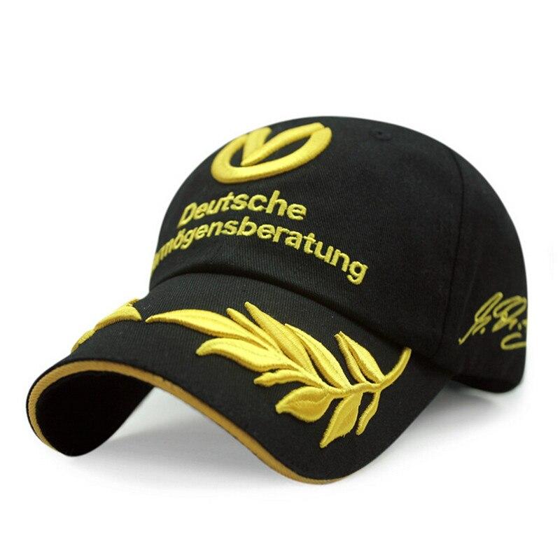 zapatillas de deporte para baratas volumen grande otra oportunidad High Quality Racing Caps Formula 1 Baseball Cap Star Signed ...