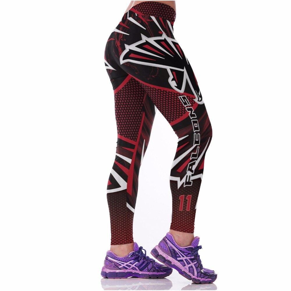Prix pour Kaywide Faucons 3D Impression Respirant Yoga Leggings Femmes Sexy Push Up Crayon Pantalon Fitness Course Jeggings 2017 Sportif Leggins