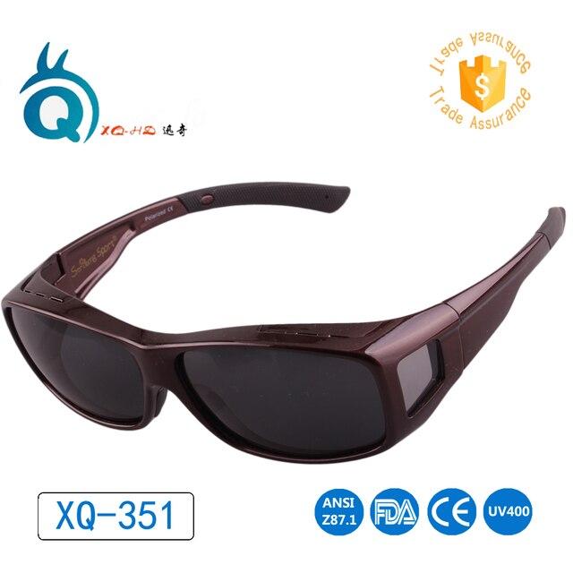0c1f786766 Ajuste sobre las gafas de sol con miopía gafas de sol polarizadas sobre gafas  graduadas más