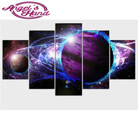 5D Diy Diamond Painting Cosmos Galaxy Star Energy Cross Stitch Diamond Round Square Embroidery Set Needlework