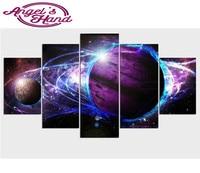 5D Diy Diamond Painting Cosmos Galaxy Star Energy Cross Stitch Diamond Round Square Embroidery Set Needlework