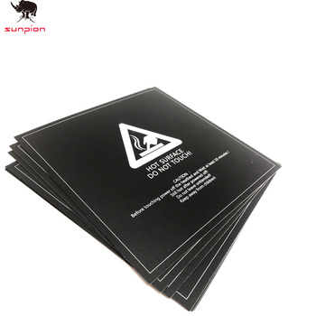 Hotbed Sticker 200mm*200mm Heat Bed Tape Print Sticker Build Plate Tape For 3D Printer parts image