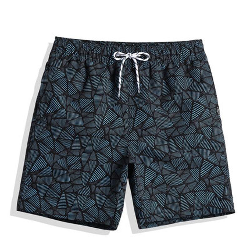 Whosale Mens Beach   Board     Shorts   de bain homme Quick dry Swimwear Plus Size Male Athletic Sport Running Surfing Gym Sweatpants