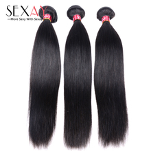 Peruvian Virgin Hair Straight 3 Bundles Unprocessed Peruvian Straight Hair Weave Human Hair Bundles Peruvian Straight Hair