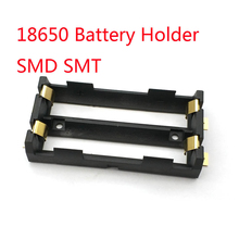 2 X 18650 Battery Holder SMD SMT High Quality Battery Box With Bronze Pins TBH 18650 2C SMT