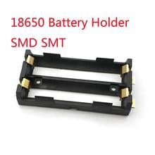 2x18650 배터리 홀더 smd smt 고품질 배터리 상자 청동 핀 TBH 18650 2C SMT