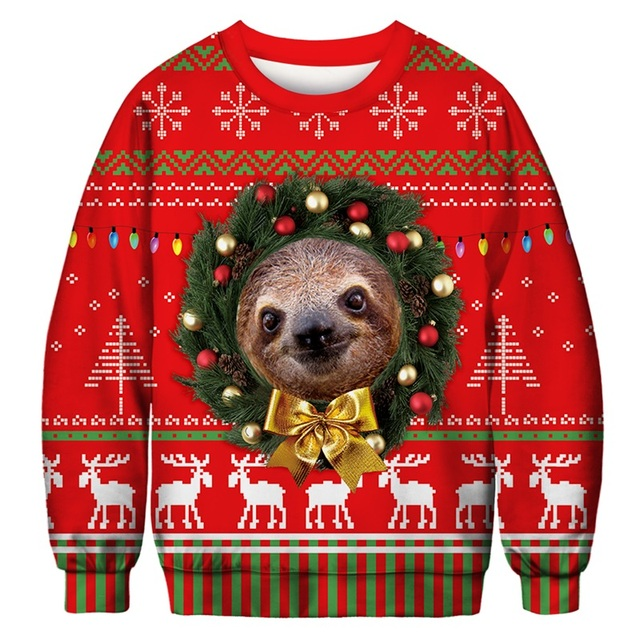 A103243 Mens ugly christmas sweater 5c64c1130a218
