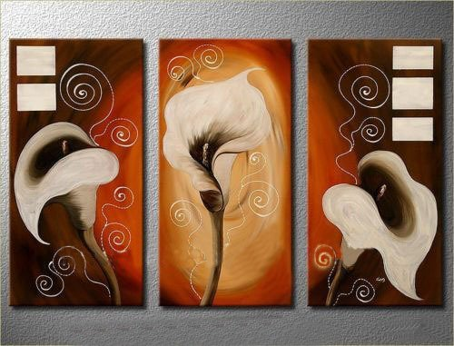 Oil Painting On Canvas Modern Abstract Art Deco Painting