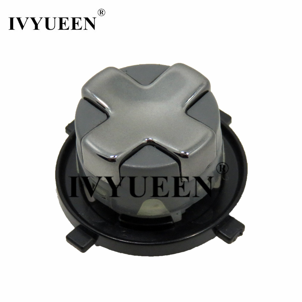 IVYUEEN Transforming DPAD For Xbox 360 Slim Controller Rotating D Pad Replacement Control Parts For Xbox360 Wireless