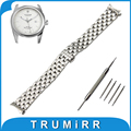 18mm 20mm 22mm Stainless Steel Watch Band Curved End Strap for Tudor Watchband Butterfly Buckle Belt Replacement Wrist Bracelet