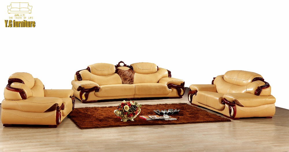 Muebles 2018 Hot Sectional Sofa Sale Sectional Sofa Antique Genuine Leather Beanbag Bean Bag Chair Armchair Luxury Design Top