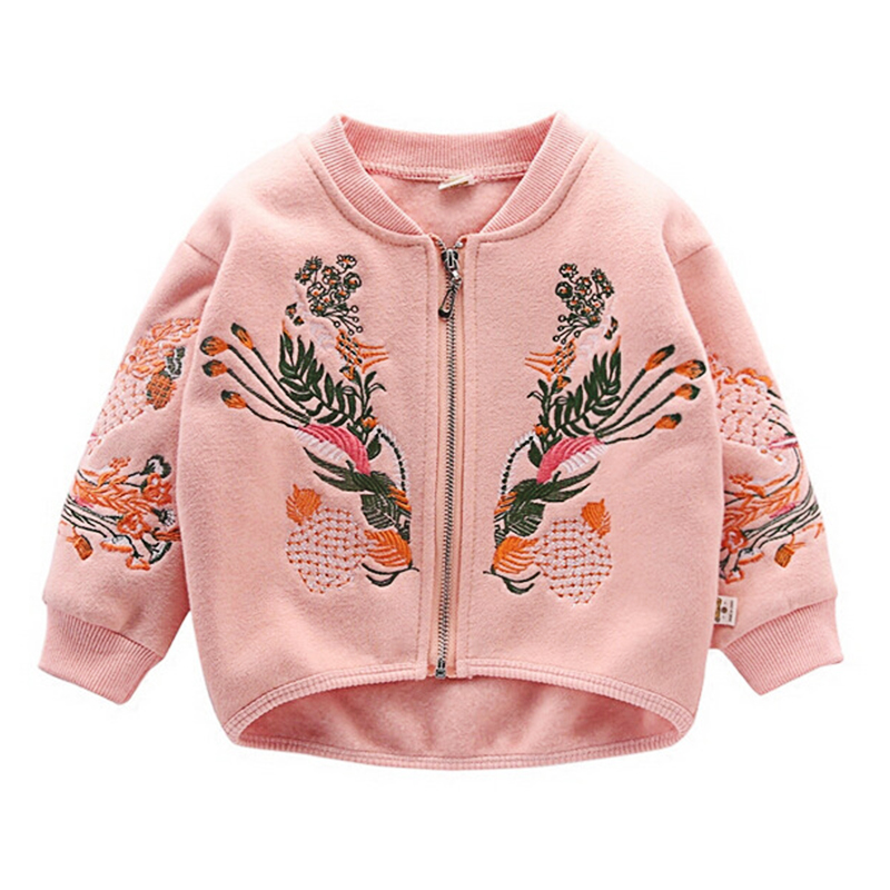 510ffac68ae4 great fit 2208b bc47b baby toddler girls spring autumn zipper ...