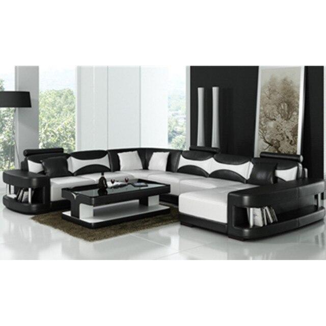 Modern Sofa Set Perabot Ruang Keluarga
