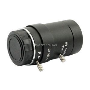 Image 4 - 5 50mm Megapixel manual varifocal lens CMOS/ CCD 1/3 CCTV lens CS mount for CCTV camera