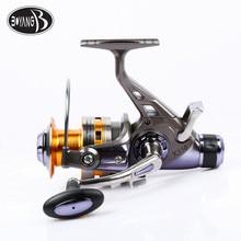 Carp Fishing Reel Spinning Reel For Fishing  Series 3000-8000 Right Left Hand Interchangeable Spinning Full Metal Fishing Reel цена