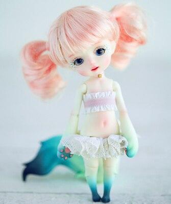 AoaoMeow 1/8 BJD doll niuniu цена и фото