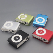 Mini Mp3 Player Music Clip Player Children's digital sports audio players