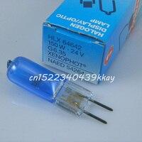 OSRAM HLX64642 blue film 64642 24V150W G6.35 mediland shadowless lamp special light bulb