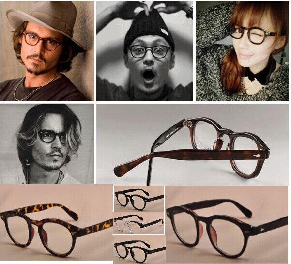 Vintage Optical Glasses Frame Brand Oliver Peoples Johnny Depp Eyeglasses  for Women and Men Eyewear Frames 369de0ae7529