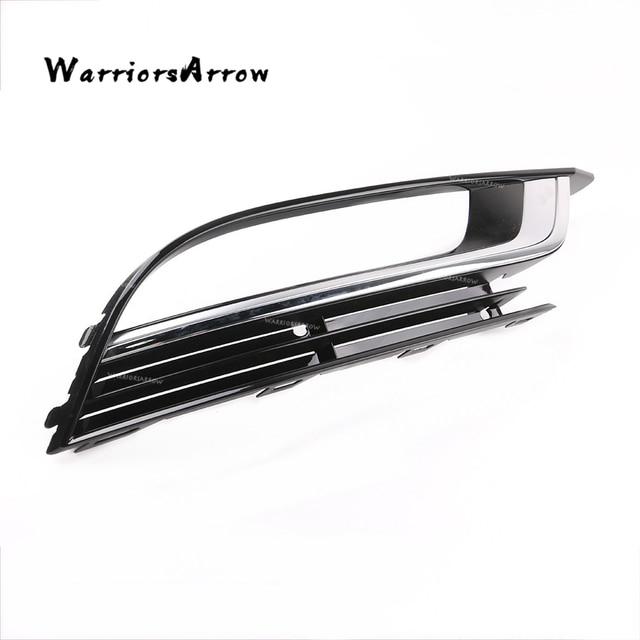 WarriorsArrow Chrome Right Front Bumper Grille Fog Light