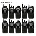 10pcs/lot Baofeng 888s Walkie Talkie For UHF 400-470MHz 16 CH Two Way Radio Portable baofeng bf 888s CB Radio