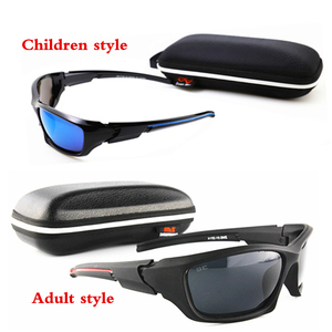Image 5 - High Quality  Polarized Sunglasses Men Children Baby Boy Girl Driving Sun Glasses  Sunglasses Goggle Woman Men