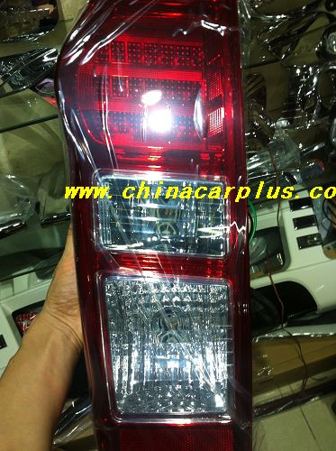 FREE shiping 2012-2015  D-max original tail light led original rear light isuzu d-max original tail lamp 1 pcs [ free shipping ] brand new led rear light led back light benz style tail lamp for hyundai elantra 2012