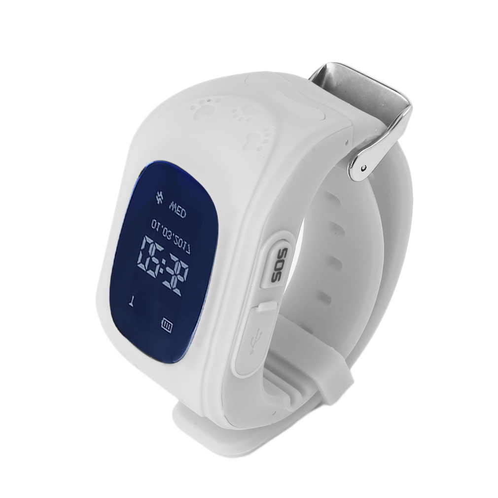 Q50 Children Kids Smart Watch Accurate Locator Tracker Emergency Anti-Lost Baby Safe Kids Smart Wrist Watch for Android A40