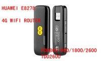 unlocked HUAWEI E8278s 602 e8278s 150Mbps Modem 4G Wifi router 4G Wifi Modem LTE Cat4 Wi Fi Dongle pk E3276 E8372 e5776 e589