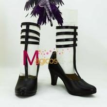 Puella Magi Madoka Magica Akemi Homura Devil Cosplay Shoes C