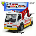 Mr.Froger Road Wrecker Truck Modle alloy car model Refined metal Engineering Construction vehicles truck Toys Flashing Musical