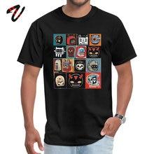 2019 Mens New T-shirt Headhunter outlanders Classic Summer Autumn Hell O Neck Men T Shirt Fitness Latest Haikyuu Tshirt