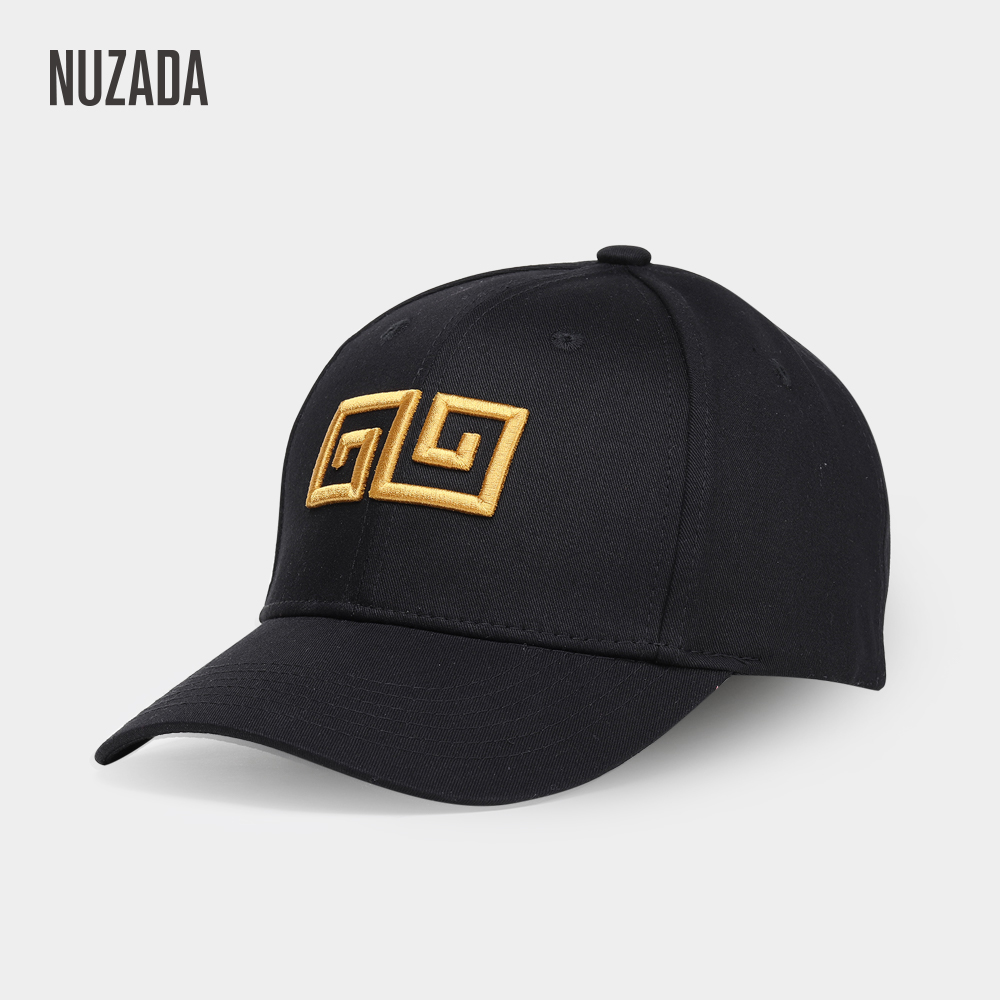 Brand NUZADA Chinese Wind Embroidery Men Women   Baseball     Cap   Bone Spring Summer Autumn   Caps   Cotton Adjustable Hats Snapback