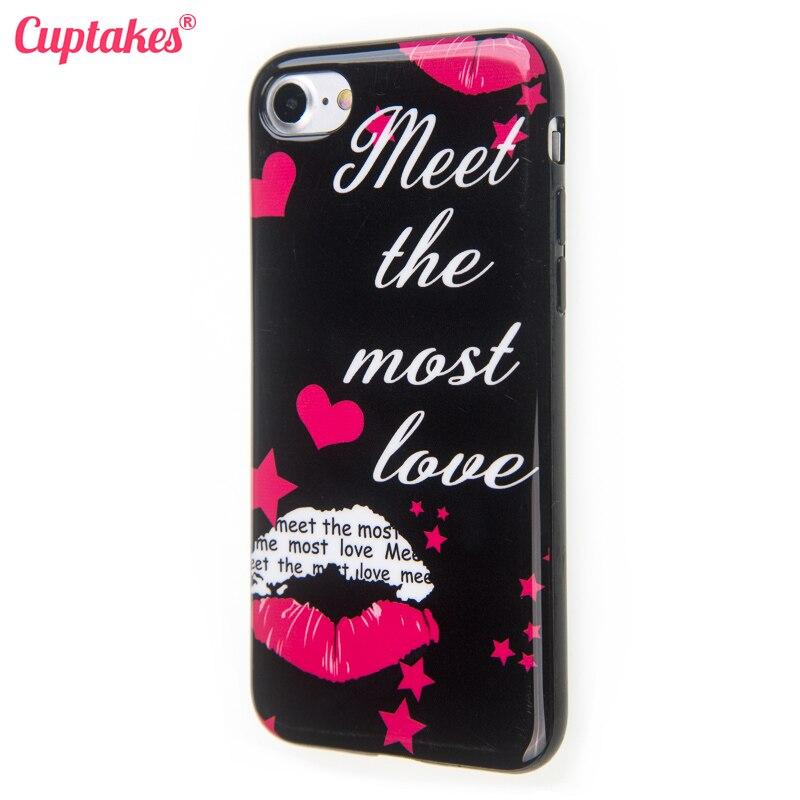 coque iphone 7 miroir rose silicone