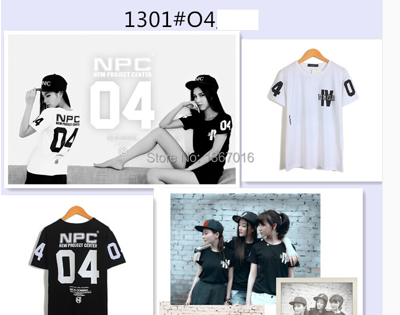 047e814cde5 2014 New T shirts for men and women clothing fashion punk style XPX PUNK  HIPPIE number 8-in T-Shirts from Women s Clothing on Aliexpress.com