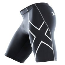 Brand Clothing Male 2 XU Compression Shorts Board Bermuda Masculine Short Pants In Stock Quick-drying Fitness Workout Gear(China)