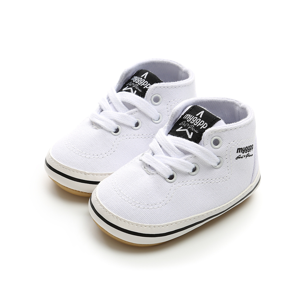 New Baby Shoes Fashion Toddler Infants Boys Shoes First Walkers Cloth Sneaker