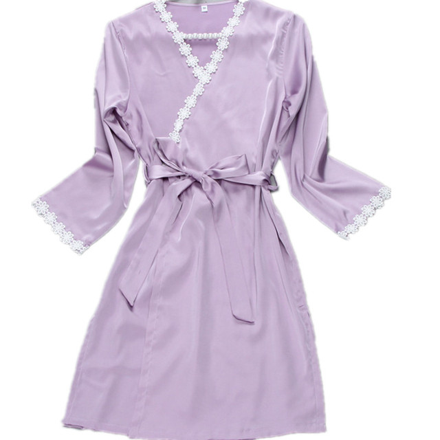 Aliexpress.com : Buy Ladies Nightwear Robe & Gown Set Stylish Best ...