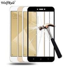 2Pcs For Xiaomi Mi A1 Glass Mi 5C 5S 6 6X Screen Protector Tempered Glass For Xiaomi Redmi 4X Glass Protective Full Phone Film hot tempered glass for xiaomi mi 5 5 15 on phone protective screen for xiaomi mi 5 5s plus 4s 4c 5c