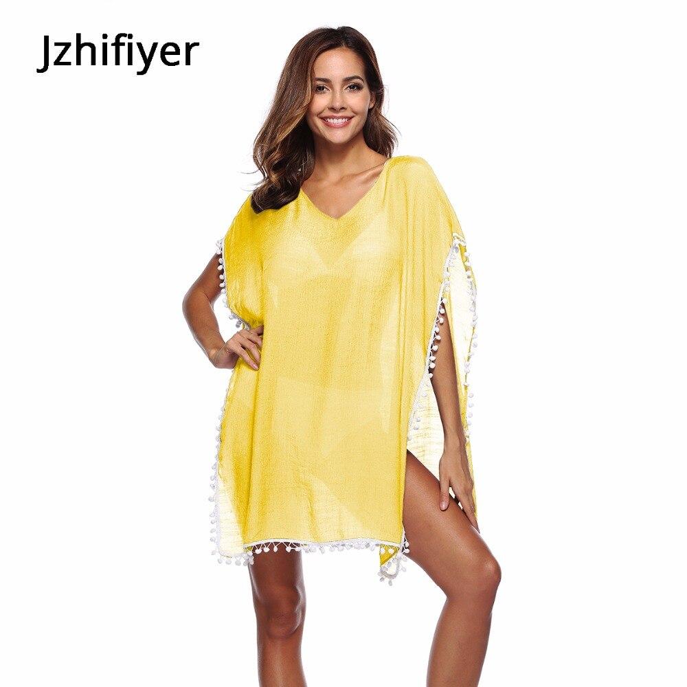women cotton beach blouses shirts kimono kaftan plain shirt v neck blusas mujer de moda cover camisa blusas tops shirt capes in Blouses amp Shirts from Women 39 s Clothing