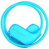 IPX8 Waterproof Wearable MP3 Player MP3 Earphones for Running Swimming Dropshipping