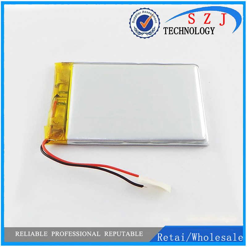 """Универсальный внутренний 3000 mah 3,7 V Аккумулятор для 7 """"Texet TM-7096 TM 7096 TM-7049 TM-7866 планшет Замена полимера"""