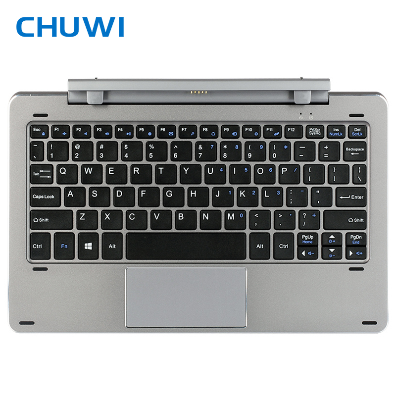 Original CHUWI Hibook Hibook Pro Hi10 pro Rotating Keyboard Removable 10 1 inch font b Tablet