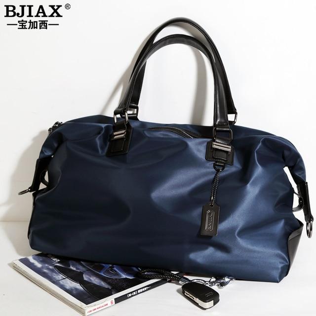 BJIAX journey bags women s overnight travel bag men tourist bag large size women s  travel handbags stylish male duffel bags 1dae40d9f