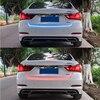 Multi Function Car RGB LED Strip Trunk Tail Light Brake Lamp Turn Signal Reverse Warning Light