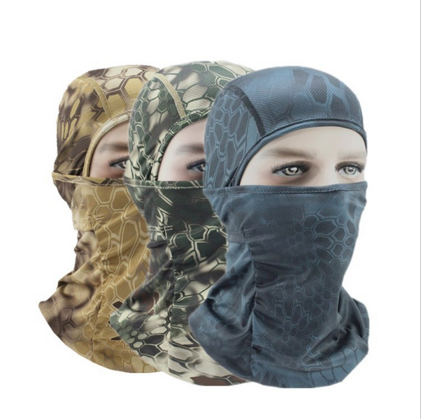New Full Cover Face Mask Headwear Balaclava Bike Caps Moderate Cost Girl's Hats Girl's Accessories