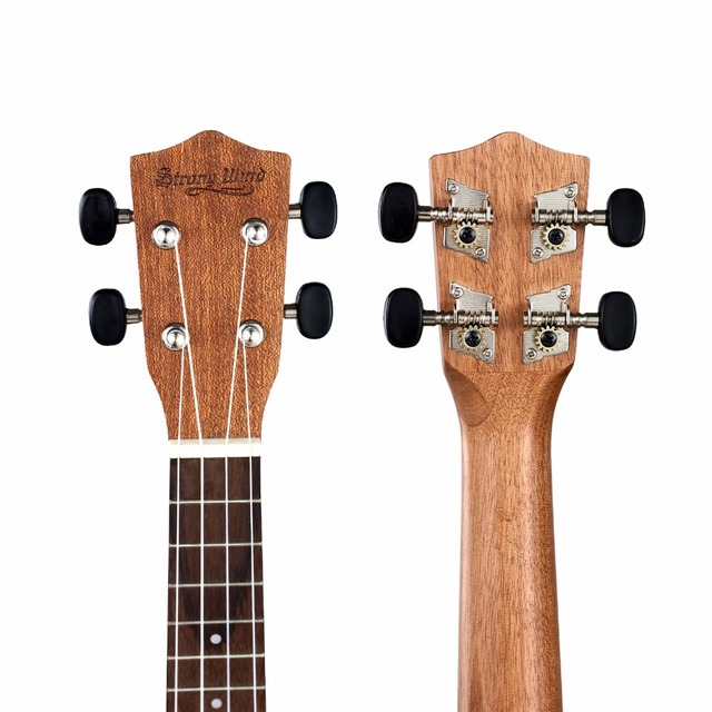23 inch Acoustic Ukulele and Accessories