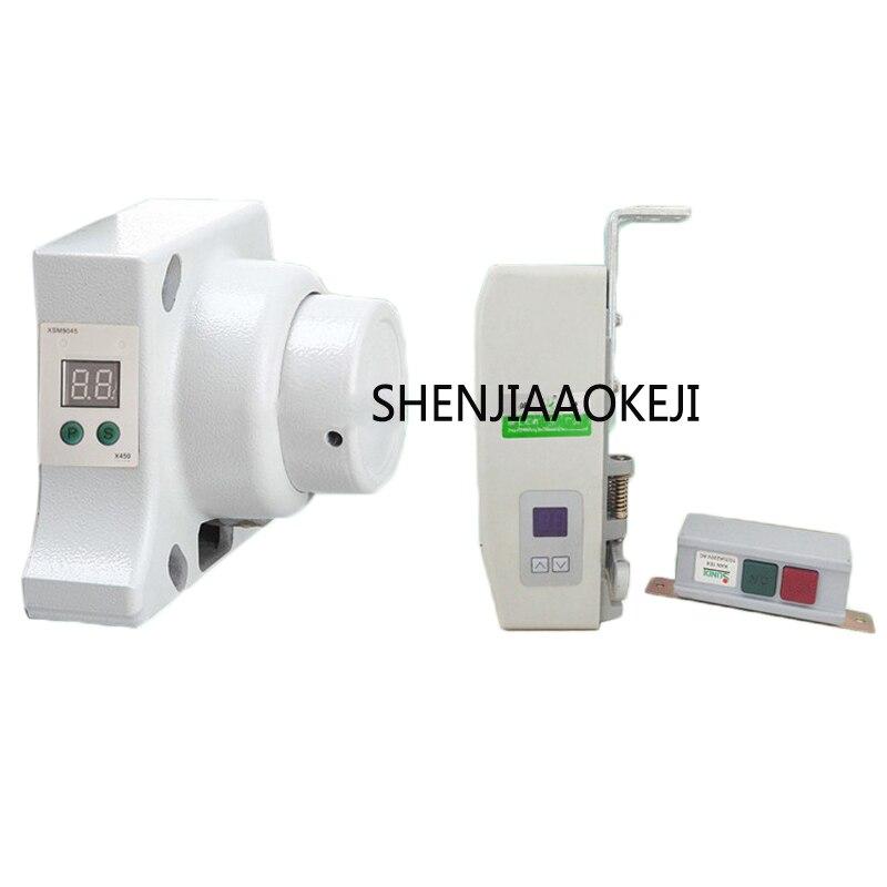 1PC NEW Edition 500W AC Servo Motor For Industrial Sewing Machine Single-phase Instead Clutch Motor 700/747/800 EX